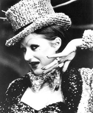 Nell Campbell as Columbia